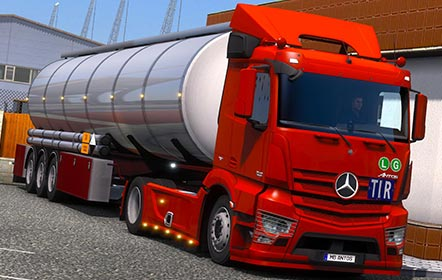 Доставка дизельного топлива, нефтепродуктов автотранспортом